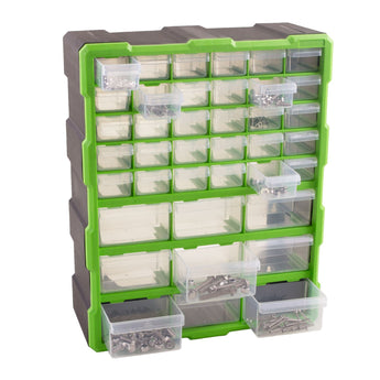 39 Drawer Tool & Fixing Storage Unit