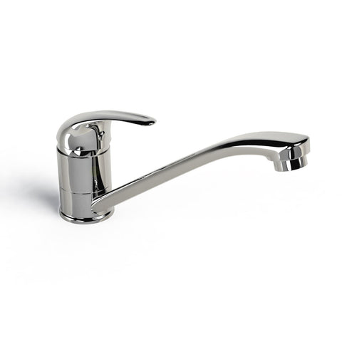 K01 Modern Chrome Kitchen Mixer Tap
