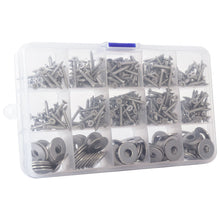 Small 15 Compartment Fixings Storage Case