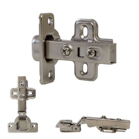 Soft Closing Cupboard Hinge - All Pack Sizes