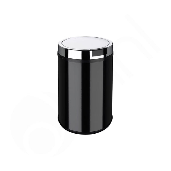Black 30L Rectangle Mono Sensor Bin