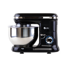 Black 800W 6 Speed Stand Mixer