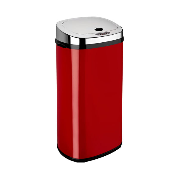 Red 42L Rectangle Origin Sensor Bin