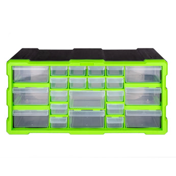 22 Drawer Tool & Fixing Storage Unit