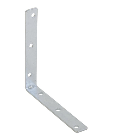 100 x 15mm Zinc Plated L Bracket Pack Sizes