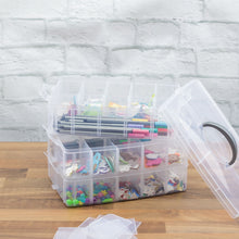 Medium 3 Tier 30 Compartment Case Tool Box