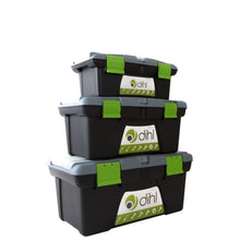 "Tool Box Set - 13""+16""+19"" TYH Green"