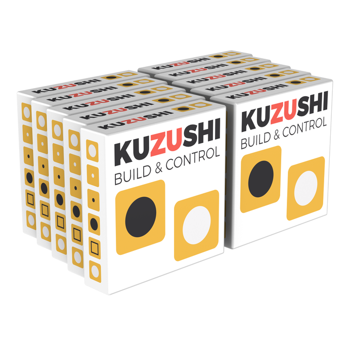 Kuzushi 10 Pack (Save 40%)