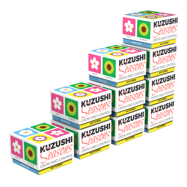 Kuzushi Seasons Retail 10 Pack
