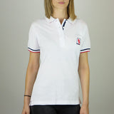 Polo PilotedeCourse - Nation - Femme - Blanc