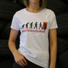 Tee-Shirt PilotedeCourse - Evolution - Femme