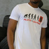 Tee-Shirt PilotedeCourse - Evolution - Homme