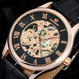 "Montre ""La Skeleton Pure"" - Prestige-Timepieces"