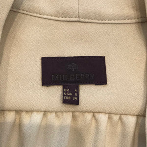 Mulberry Cream Bow Shirt