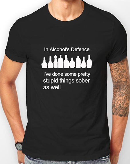 In Alcohol's Defence