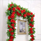 Home Decoration Ivy Vine Roses