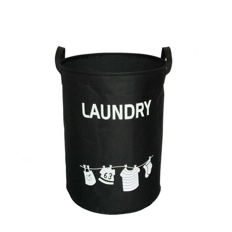 Waterproof Oxford Laundry Basket