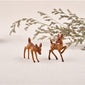 Micro Landscaping Decoration Deer - 2pcs