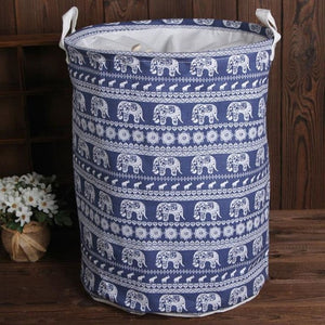London Style Laundry Basket