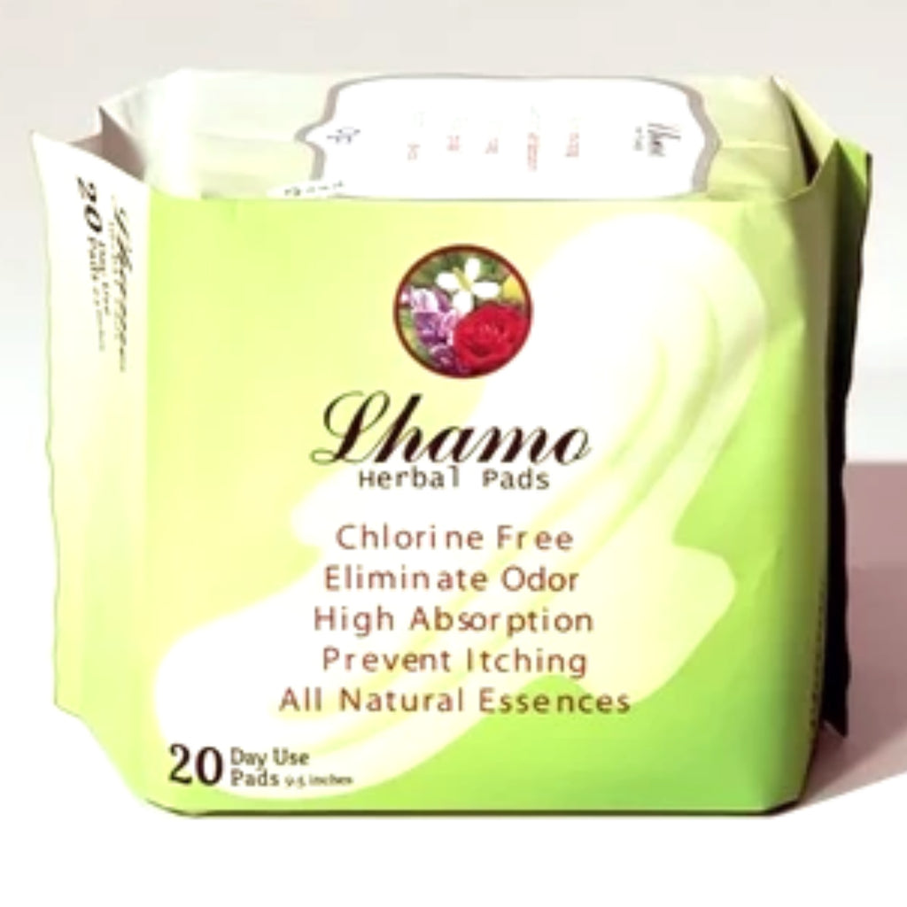 Lhamo Herbal Sanitary Pads