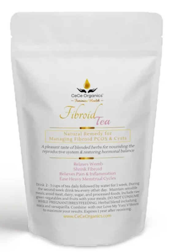 Ultimate Fibroid Tea & Combo