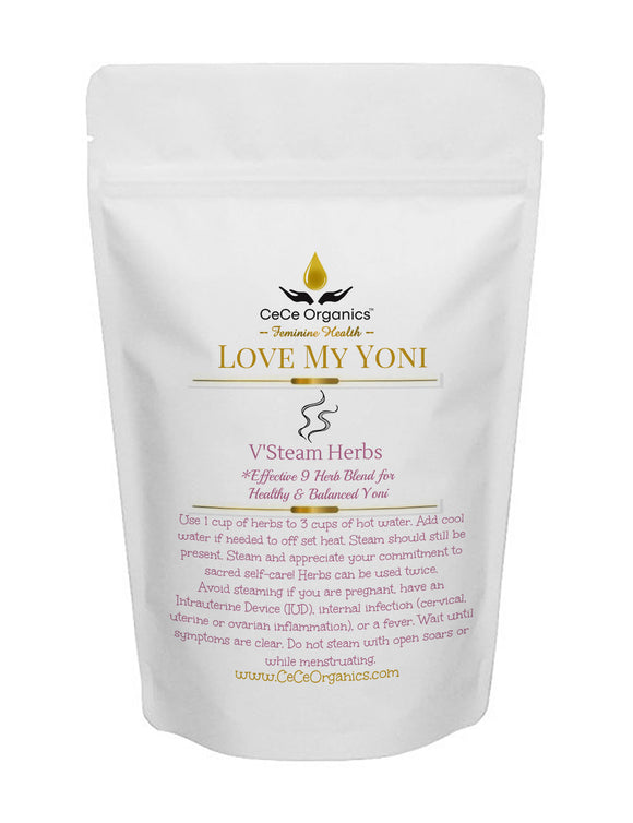 Love My Yoni Herbal Steam Bath