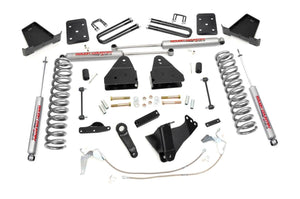 ROUGH COUNTRY 4.5IN FORD SUSPENSION LIFT KIT (08-10 F-250/350 4WD)