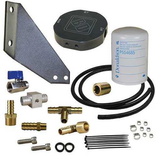 BD 1032121 COOLANT FILTRATION KIT 2003-2007 FORD 6.0L POWERSTROKE