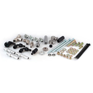 H&S Motorsports 121001 Dual High Pressure Fuel Kit