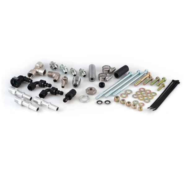 H&S Motorsports 121002 Dual High Pressure Fuel Kit w/o CP3