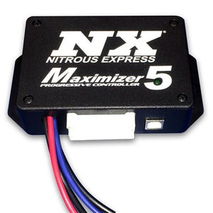 NITROUS EXPRESS 16008 MAXIMIZER 5 PROGRESSIVE CONTROLLER - UNIVERSAL - ALL TURBO DIESEL MAKES & MODELS