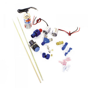 NTIMIDATOR 16037NOS ILLUMINATED DUAL LED NITROUS PURGE KIT