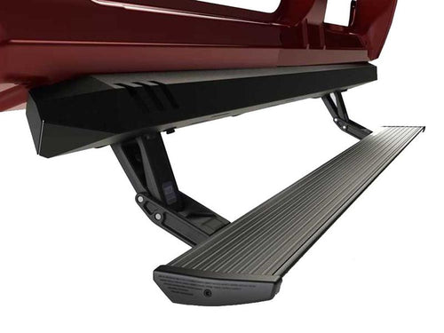 AMP RESEARCH 77104-01A POWERSTEP XL -2004-20707 F250/F350/F450 SUPER DUTY SUPERCREW (NOT PLUG AND PLAY)