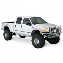 Bushwacker 20043-02 Front Cut-Out Fender Flares