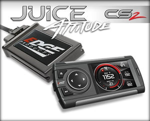 EDGE PRODUCTS Juice w/ Attitude CS2 - 21402 - 06-07 Duramax 6.6L LLY/LBZ