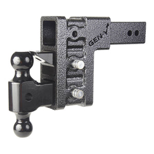 "Gen-Y Hitch Mega-Duty 21K Drop Hitch | 2.5"" Shank - Class V"