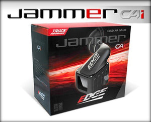 Edge JAMMER Cold-Air Intake (CAI) with Dry Filter CHEVY 2007.5-2010 6.6L - 28172-D