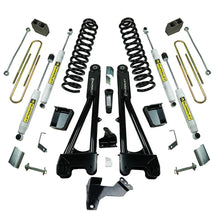 SUPERLIFT 6 inch Lift Kit - 2011-2016 Ford F-250 and F-350 Super Duty 4WD - Diesel Engine - with Replacement Radius Arms and Superide Shocks or Bilstein Shocks