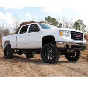 SuperLift 6 inch Lift Kit - 2009-2010 Chevy Silverado and GMC Sierra 2500HD or 3500 4WD - Knuckle Kit with Superide Shocks or Bilstein Shocks