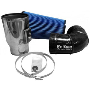 No Limit Fab Cold Air Intake w/Filter For 2008-2010 Ford 6.4L Powerstroke