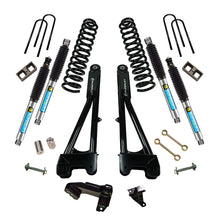 Superlift 4 inch Lift Kit - 2008-2010 Ford F-250 and F-350 Super Duty 4WD - Diesel Engine - with Replacement Radius Arms and Superide Shocks or Bilstein Shocks