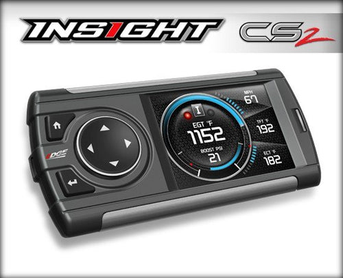 EDGE PRODUCTS 84030 INSIGHT CS2 2017 FORD 6.7L POWER STROKE AND RAM 6.7L CUMMINS