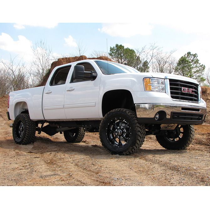 6 Inch Lift Kit For Chevy 1500 4wd >> Superlift 6 7 5 Inch Lift Kit 2009 2010 Chevy Silverado And Gmc Sierra 2500hd Or 3500 4wd Bracket Style Kit With Superide Shocks Or Bilstein