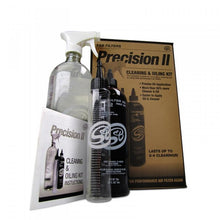 S&B Precision II: Cleaning & Oil Service Kit - 88-0008 (Red Oil)