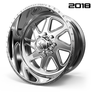 AMERICAN FORCE F21 SIGHT SS FORGED ALUMINUM WHEEL - Polish