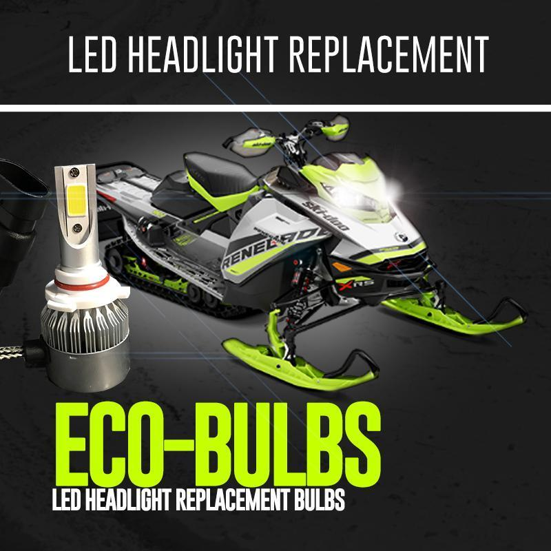 Eco Bulb | Snowmobile LED Headlight Replacement Lighting