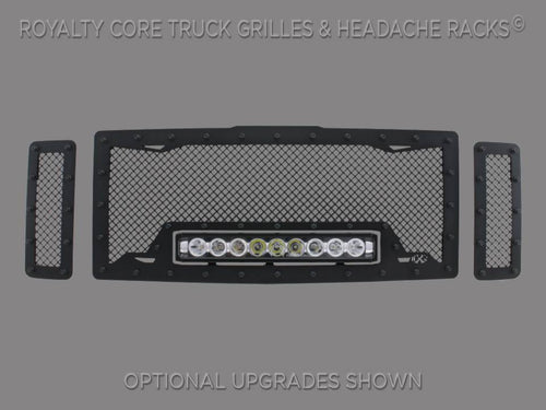 Royalty Core RC1X Incredible LED Grille For 2008-2010 Ford F-250/350 Super Duty