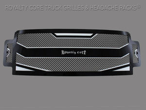 Ford Super Duty 2017-2018 RC4 Layered Grille