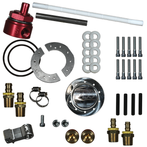 FASS STK-5500 DIESEL FUEL SUMP KIT WITH FASS BULKHEAD SUCTION TUBE KIT