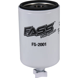 FASS FS-2001 REPLACEMENT WATER SEPARATOR | UNIVERSAL